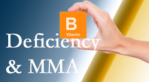 Wilson Family Chiropractic knows B vitamin deficiencies and MMA levels may affect the brain and nervous system functions.