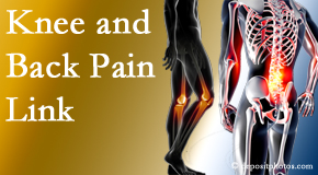 Wilson Family Chiropractic treats back pain and knee osteoarthritis to help prevent falls.