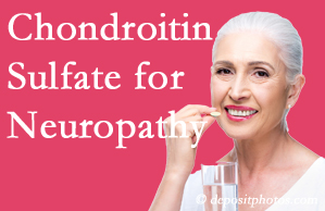Wilson Family Chiropractic shares how chondroitin sulfate may help relieve Millville neuropathy pain.