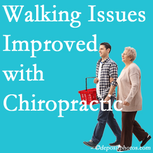 If Millville walking is a problem, Millville chiropractic care may well get you walking better.