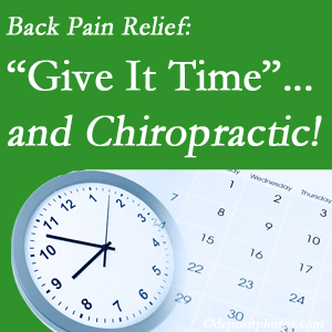 Millville chiropractic assists in returning motor strength loss due to a disc herniation and sciatica return over time.