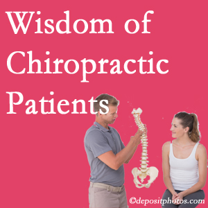 Many Millville back pain patients choose chiropractic at Wilson Family Chiropractic to avoid back surgery.